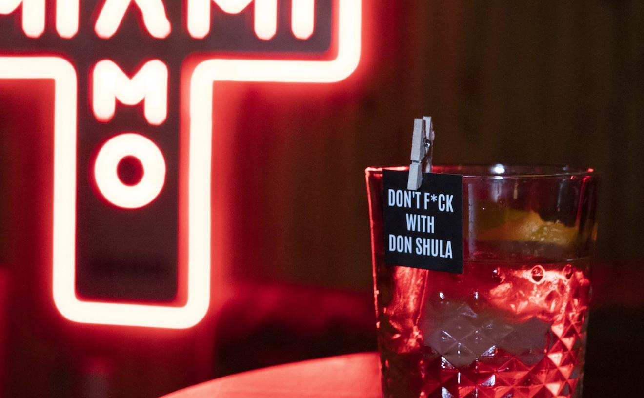 Don's 5 Star Dive Bar is restaurateur Matt Kuscher's first venture into the lounge arena.