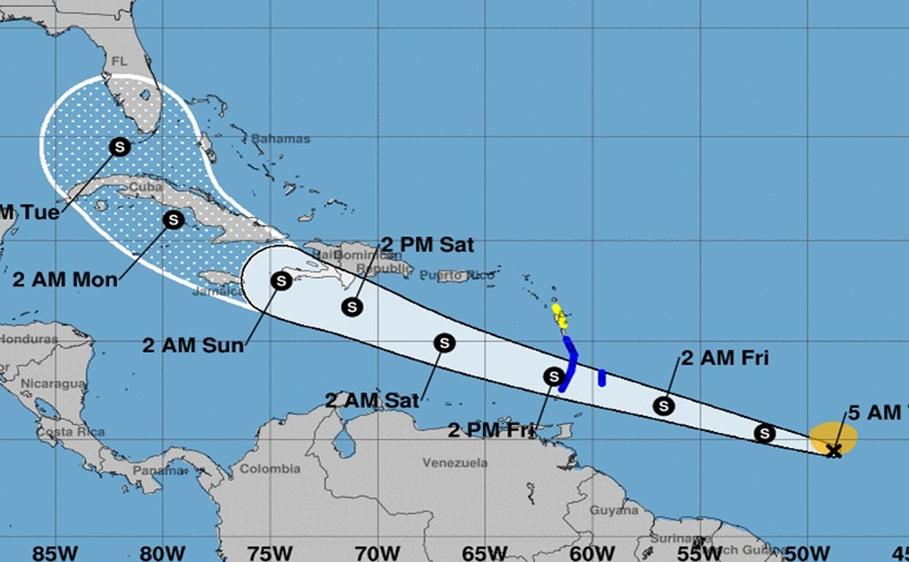 Tropical Storm Elsa could threaten the rescue effort at Champlain Towers South in Surfside.