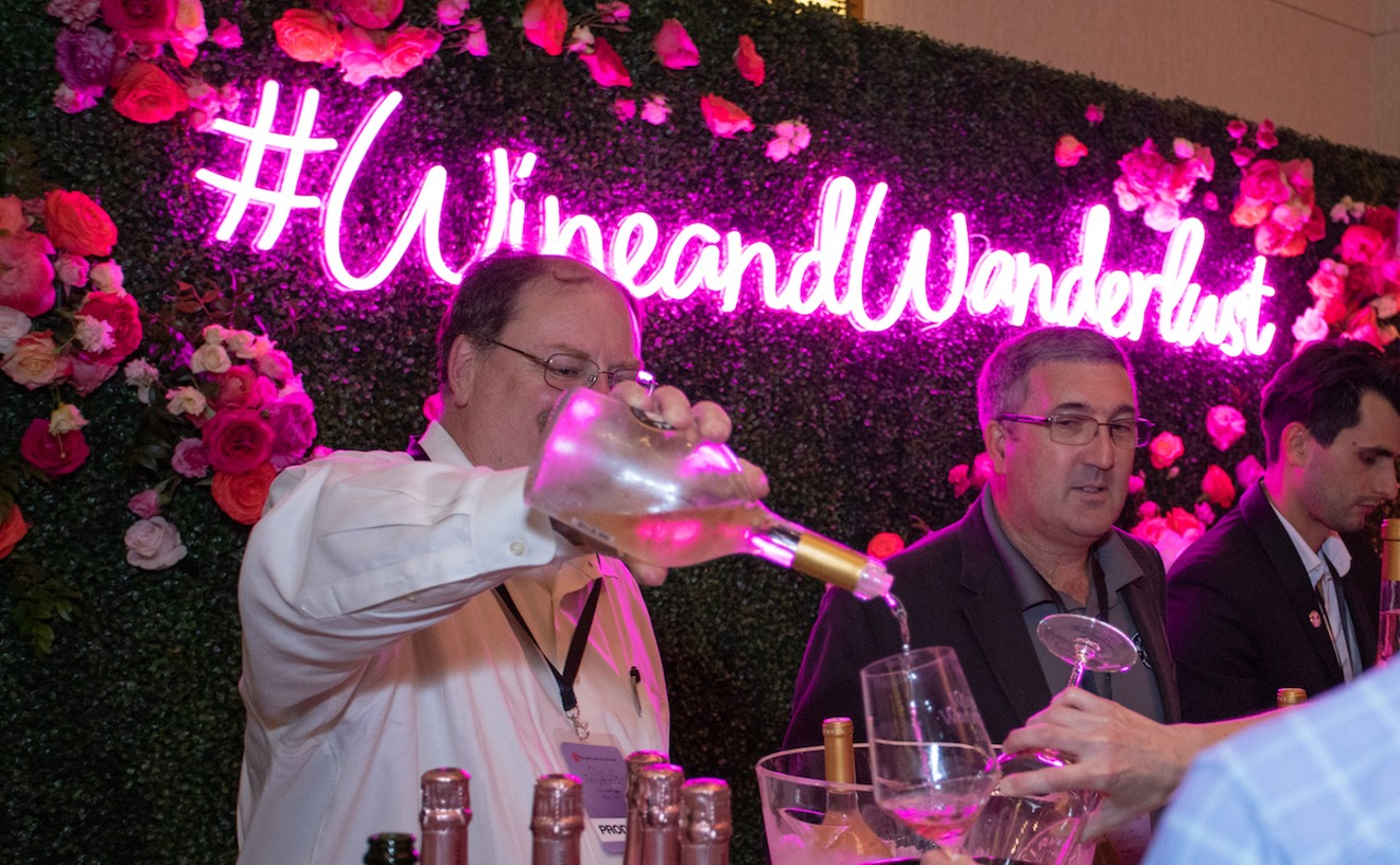 This month Total Wine brings its Wine & Wanderlust event to South Florida.