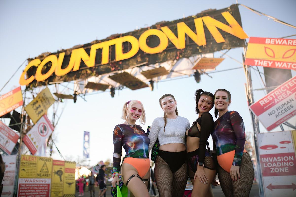 Insomniac has announced a new New Year's Eve event for Sunshine Grove in Okeechobee.