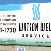 Ugly Billboards 15. Watson Well Service