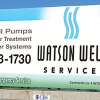 Ugly Billboards 15. Watson Well Service