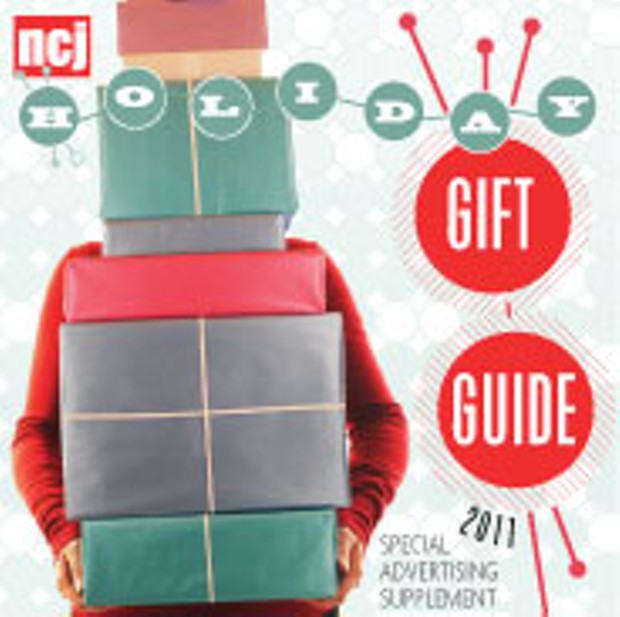 2011 Gift Guide Heading