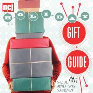 2011 Gift Guide Heading