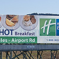 Ugly Billboards 27. Holiday Inn Express