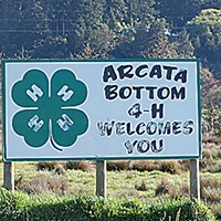 Ugly Billboards 28. Arcata Bottom 4-H