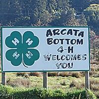 Ugly Billboards 28. Arcata Bottom 4-H