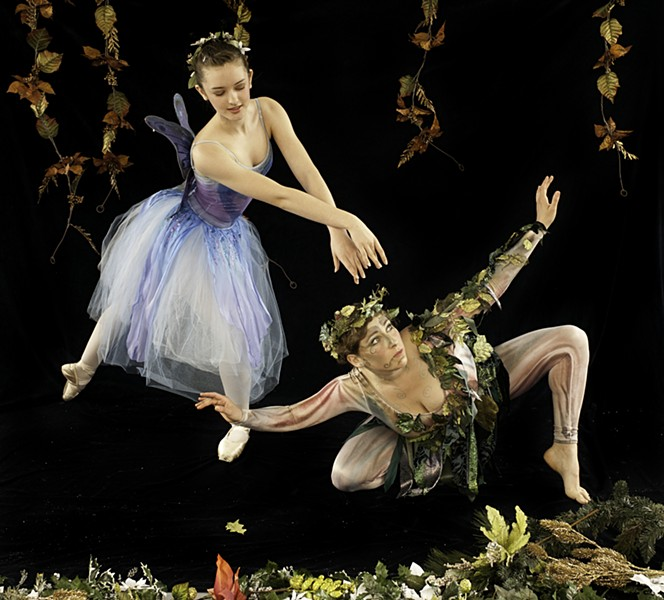 THE UPPER STUDIO/HUMBOLDT DANCE ALLIANCE