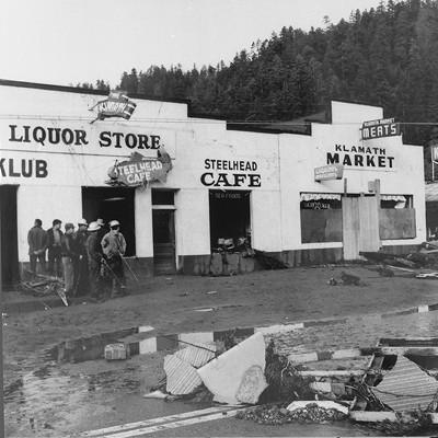 1964 Flood — Klamath