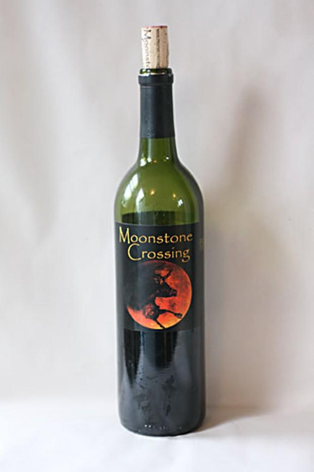 A stellar Moonstone Crossing wine.
