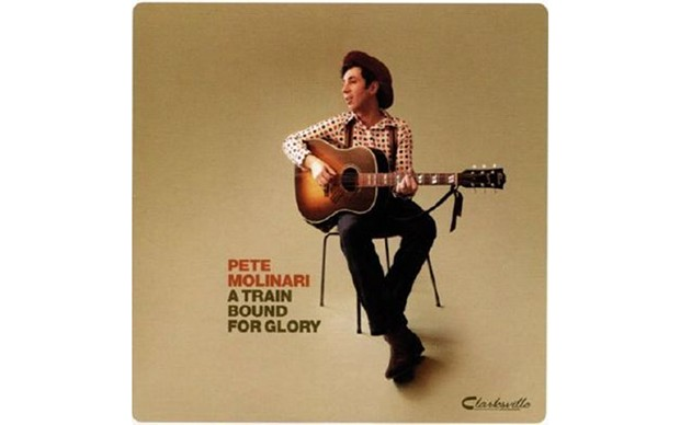 A Train Bound For Glory - BY PETE MOLINARI - CLARKSVILLE RECORDINGS
