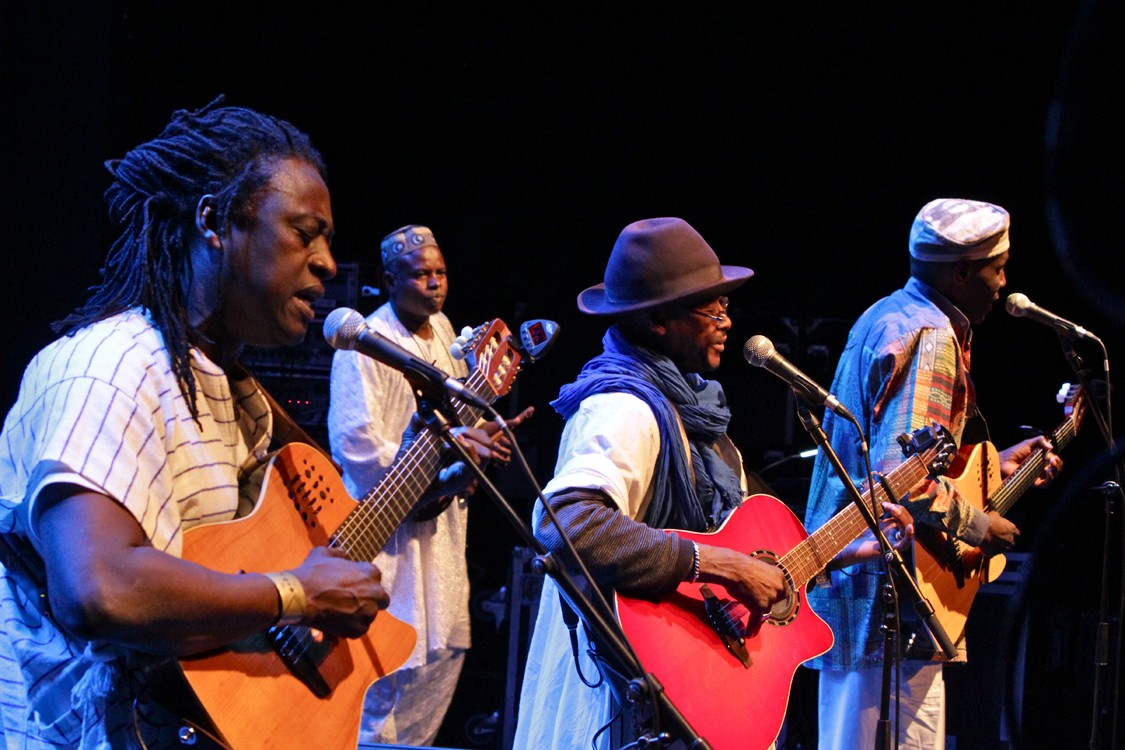Acoustic Africa - PHOTO BY RENEE MISSEL