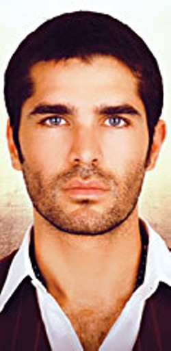 Actor Eduardo Verástegui in 'Bella'