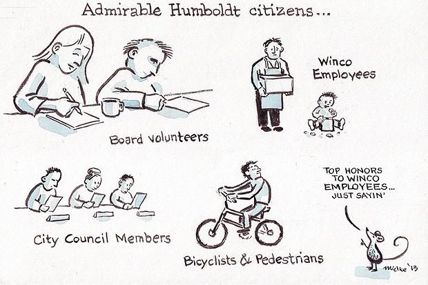 Admirable Citizens