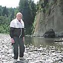 Splashdown: 83-year-old Albert Miller has your swim spot covered