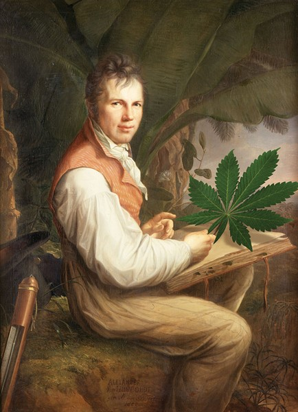Alexander von Ganja - PHOTO ILLUSTRATION BY HOLLY HARVEY