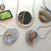 Second Friday Arts! Arcata Alexandra Connell at Arcata Artisans.