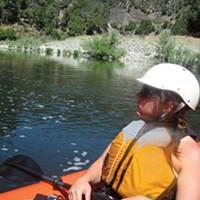An Urban Kayak Adventure
