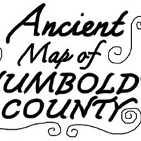 Ancient Map of Humboldt County