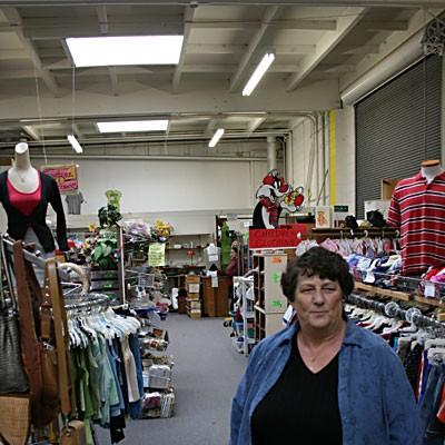 Thrift Store Angels