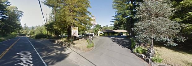 Dean Creek Resort - GOOGLE MAPS