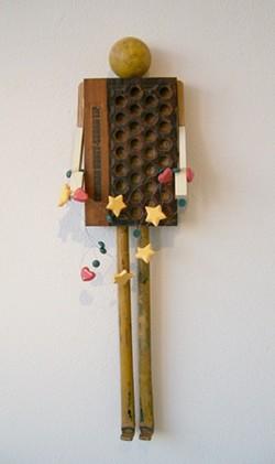 ART BY ELAINE BENJAMIN - Antonio
