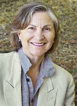 PHOTO COURTESY OF ALEXANDRA STILLMAN - Arcata City Councilwoman Alexandra Stillman.
