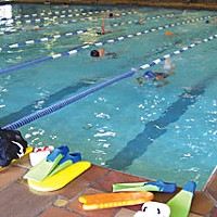 Can't Swim Arcata Pool. Photo by Heidi Walters.
