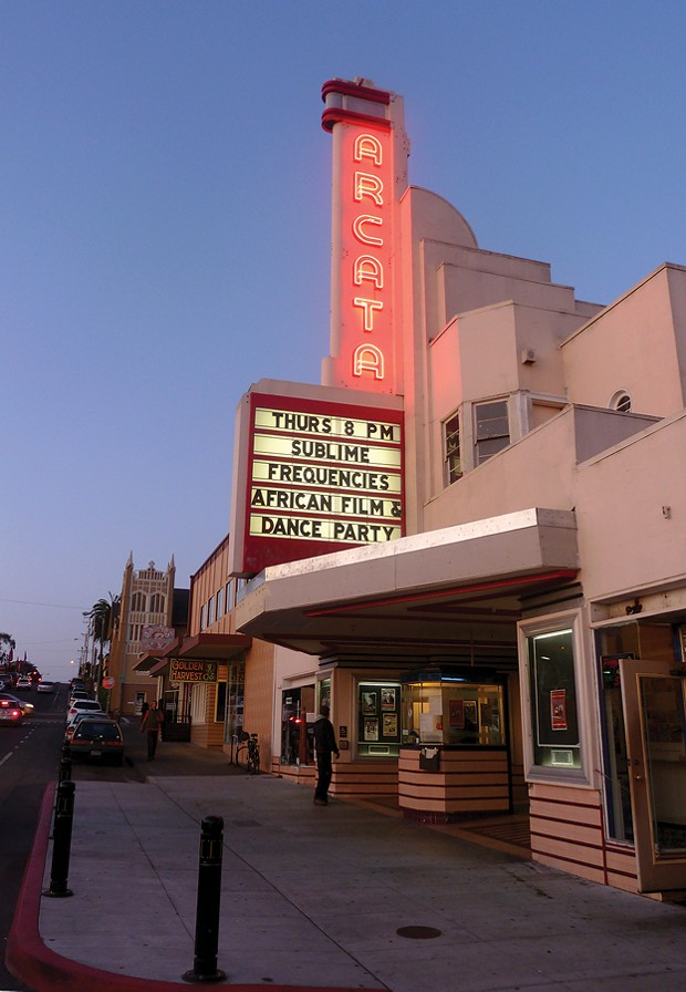 Arcata Theater Lounge - PHOTO BY BOB DORAN