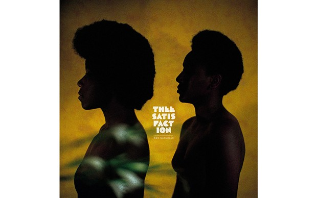 awE naturalE - BY THEESATISFACTION - SUB POP