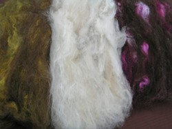 beautiful blended batts