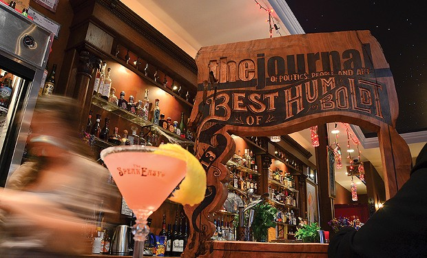 Best Bar to Take a Date: The Speakeasy