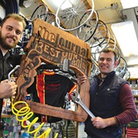 Best Bicycle Shop: Revolution Bicycles