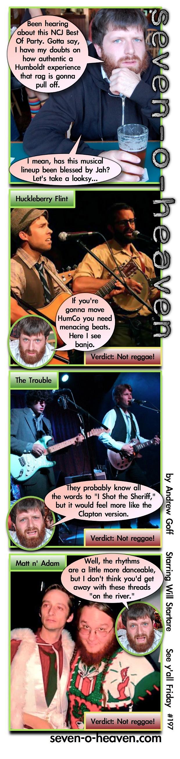 Best Not Reggae Band