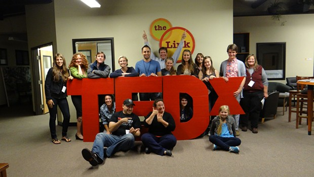 PHOTO COURTESY OF TEDX HUMBOLDT.