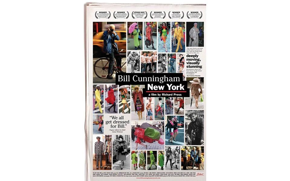 Bill Cunningham New York - DIRECTED BY RICHARD PRESS - ZEITGEIST FILMS