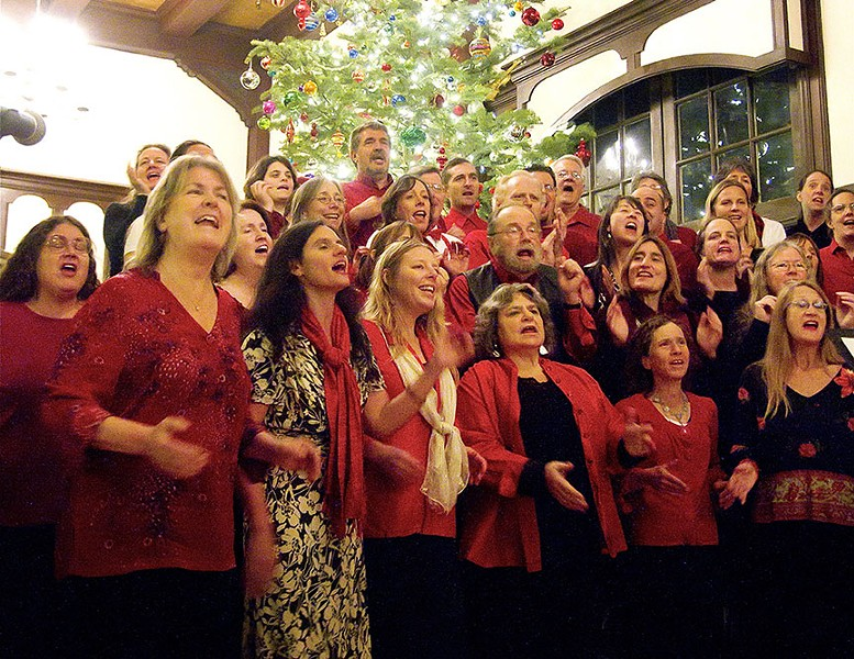 ARCATA INTERFAITH GOSPEL CHOIR