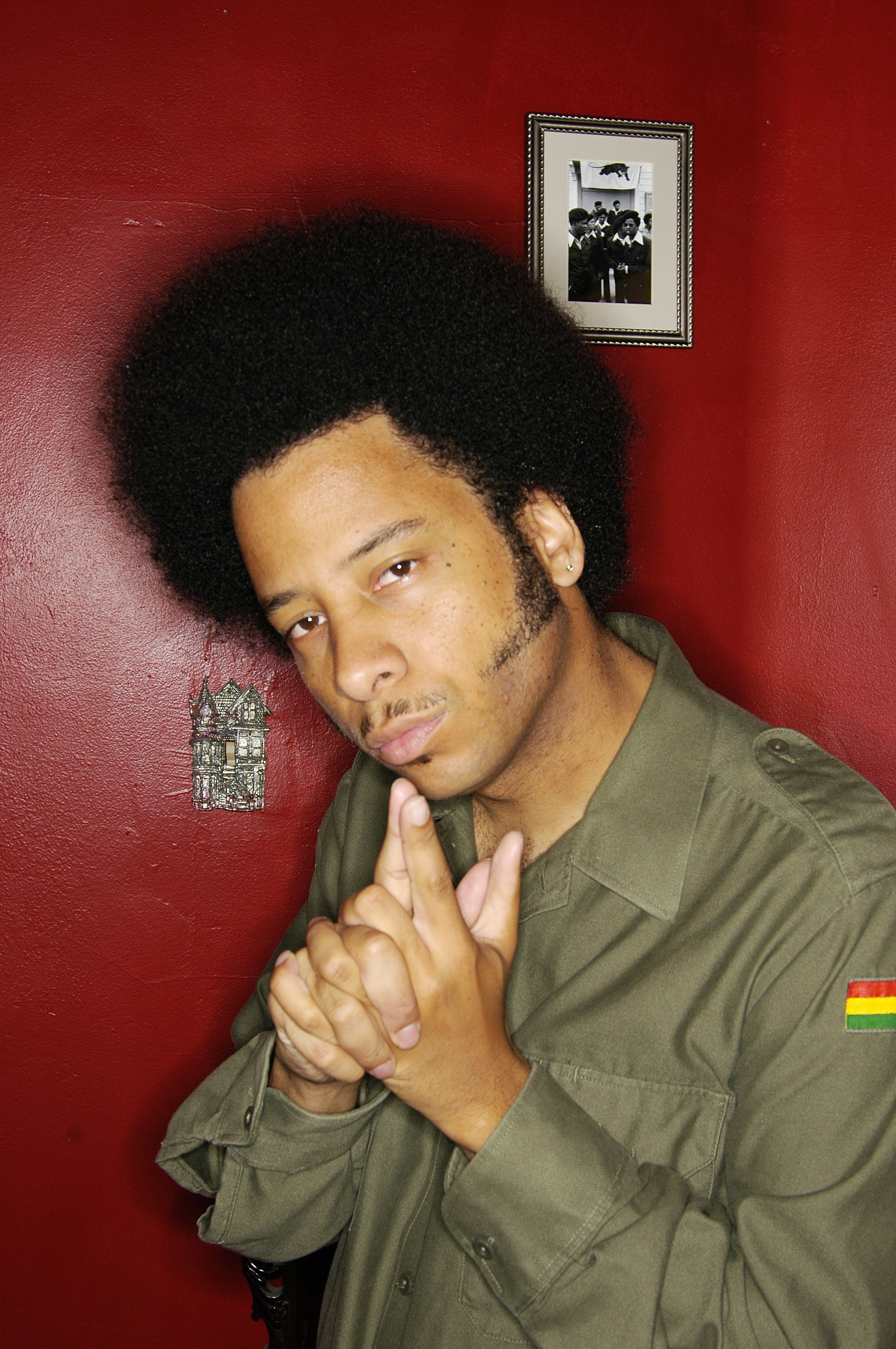 Boots Riley of The Coup