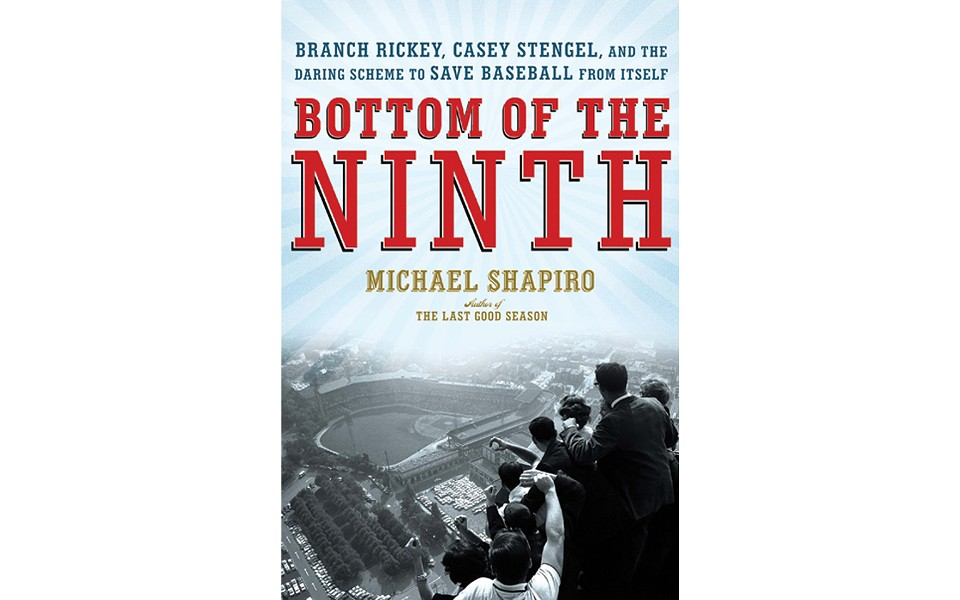 Bottom of the Ninth - BY MICHAEL SHAPIRO - TIMES BOOKS