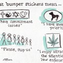 Bumper Sticker Meanings