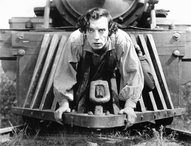 Buster Keaton - IN THE GENERAL