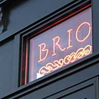 Café Brio, opening Saturday, April 14 on the Arcata Plaza. Photo by Bob Doran.