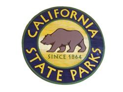 PHOTO BY HEIDI WALTERS - California State Parks logo