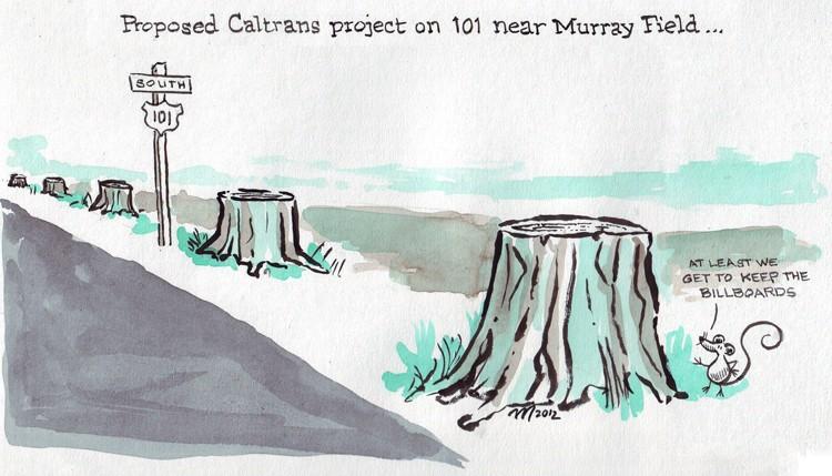 Caltrans Proposal - JOEL MIELKE
