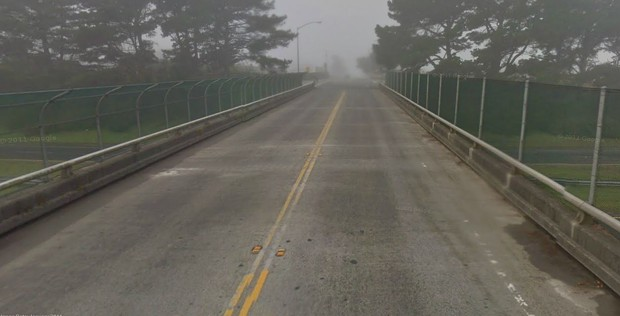 Murray Road overpass. - GOOGLE MAPS