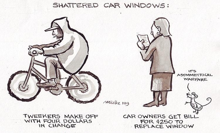 Car Windows - JOEL MIELKE