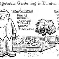Vegetable Gardening in Eureka...