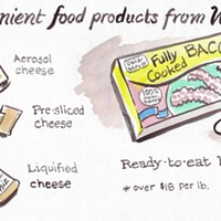 Convenient food products from Winco