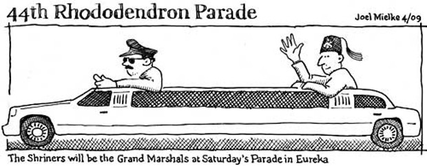 44th Rhododendron Parade