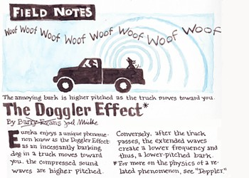 The Doggler Effect